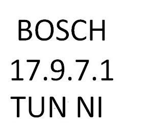 BOSCH 17.9.7.1
