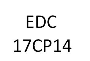 EDC-17CP14