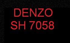 DENZO SH 7058